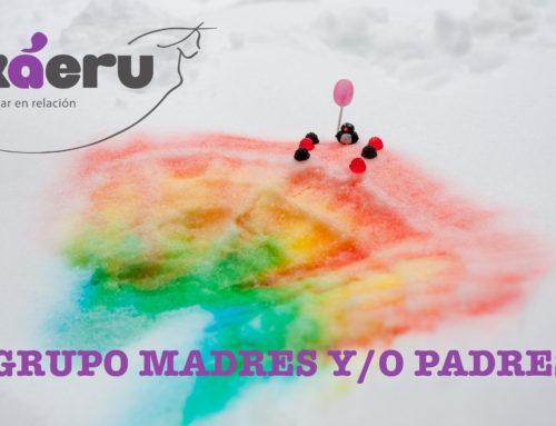 PARTICIPA EN EL GRUPO DE PADRES Y/O MADRES
