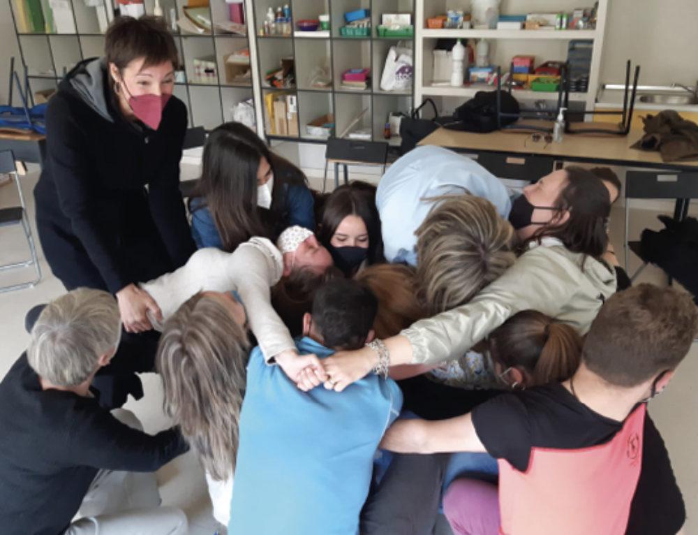 Paz de Ziganda _ Espacio de cuidado y espacio formativo para profesorado